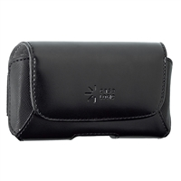 Bytech Universal Leather Large screen Pouch (fits S3,S4, Iphone 6 and similar size phones)