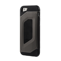 Bytech Case Logic Durable Carbon Fiber Case for iPhone 6 - Black