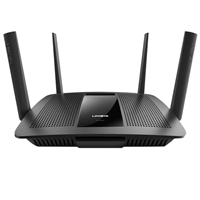 LinkSys EA8500 AC2600 Dual Band MU-MIMO Smart Wireless Gigabit, eSAT/USB 2.0 Router