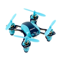 TenErgy UDI U840 2.4GHz 6-Channel Nano Quadcopter - Blue