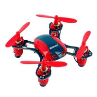 TenErgy UDI U840 2.4GHz 6-Channel Nano Quadcopter - Red