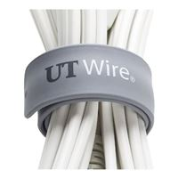Urashima Taro UTW-SWM2-GY Speedy Magnetic Cable Wrap 2-Pack