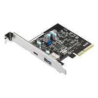 ASRock 2 Port USB 3.1 PCI-e Card