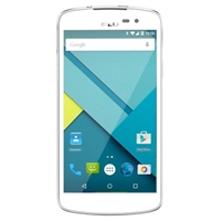 BLU Studio X D750u Unlocked GSM Quad-Core HSPA+ Android Phone - White