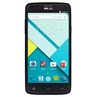 BLU Star 4.5 S451u Design Edition Unlocked GSM Quad-Core Cell Phone - Black