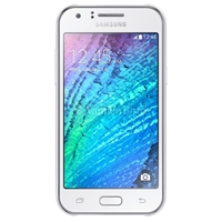 Samsung Galaxy J1 J100M Unlocked GSM 4G LTE Quad-Core Android Phone - White