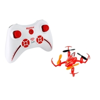 TenErgy Syma X2 - Micro Quad Helicopter - Red