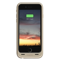 Mophie Juice Pack Air Battery Case for iPhone 6 - Gold