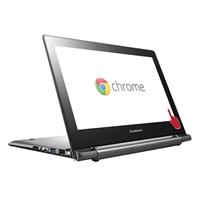 "Lenovo N20P 11.6"" 2-in-1 Chromebook - Grey"
