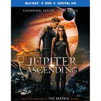 Warner Jupiter Ascending Blu-ray