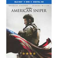 Warner American Sniper (Blu-Ray)
