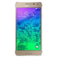 Samsung Galaxy Alpha G850A 32GB Unlocked Phone - Gold