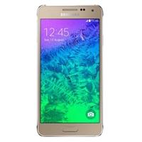 Samsung Galaxy Alpha G850A 32GB Unlocked Phone - Gold