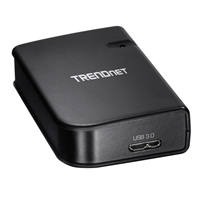 Trendnet Micro-B USB 3.1 to HDMI TV Adapter 7 in. - Black