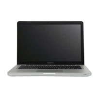"""Apple MacBook Pro MB990LL/A 13.3"""" Laptop Computer Pre-Owned - Silver"""