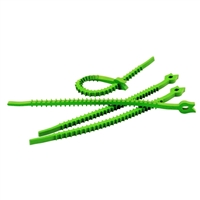UT Wire Q Knot Outdoor Reusable Ties - 10pc