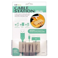 UT Wire Cable Station Mini Mountable Organizer