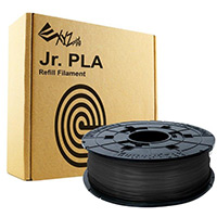 XYZprinting Black PLA da Vinci Junior 1.0 Filament Spool 1.75mm