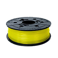 XYZprinting Clear Yellow PLA da Vinci Junior Filament Spool 1.75mm