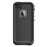 LifeProof Fre Case for iPhone 5/5S - Black