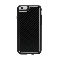 Griffin Identity Graphite Case for iPhone 6 - Black/White