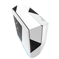 NZXT Noctis 450 ATX Mid-Tower Computer Case - White