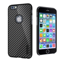 Cygnett Urban Shield Carbon Fiber Case for iPhone 6 Plus - Black/White