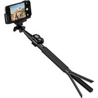 Cygnett Aluminium Selfie Stick w/ Bluetooth & Tripod