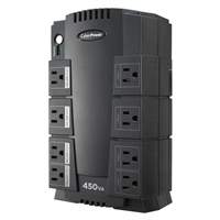 CyberPower Systems SE450G 450VA Battery Backup UPS