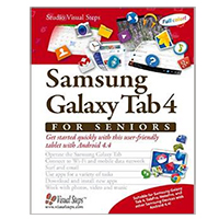 Independent Publisher's Group GALAXY TAB 4 FOR SENIORS