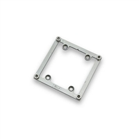 EKWB Optional mounting plate for EK-Thermosphere series graphics card water block.