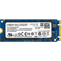 Crucial MX200 250GB M.2 Type 2260SS Internal Solid State Drive (SSD) - CT250MX200SSD6