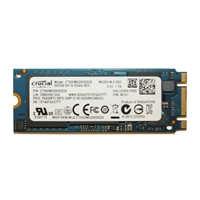 Crucial MX200 500GB M.2 Type 2260SS Internal Solid State Drive (SSD) - CT500MX200SSD6