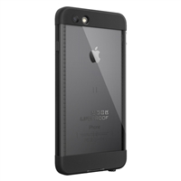 LifeProof Nuud Case for iPhone 6 - Black Smoke