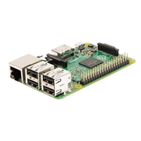 MCM Electronics Raspberry Pi 2 Model B with 8GB NOOBS Card