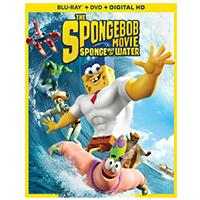 Paramount SpongeBob-Sponge out of water Blu-Ray