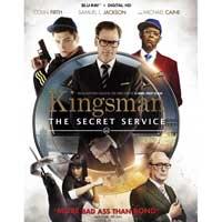 20th Century Fox Kingsman: The Secret Service Blu Ray