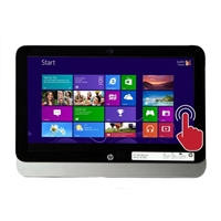"HP 22-3020 21.5"" Touchscreen All-in-One Desktop Computer"