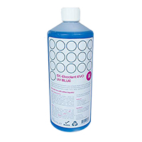 EKWB EKoolant Premixed Coolant UV Blue 1L