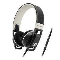Sennheiser URBANITE Headphones for iOS w/ Mic - Black