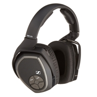 Sennheiser RS 175 Wireless Headphones - Black
