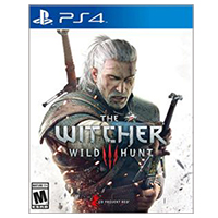 Take Two The Witcher 3 Wild Hunt (PS4)
