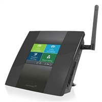 "Amped Wireless TAP-EX2 AC750 Dual-Band Wireless Extender w/ 3.5"" Touch Screen"