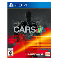 Namco Project Cars (PS4)