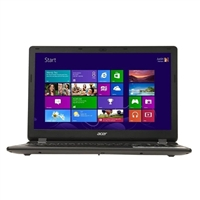 "Acer Aspire ES1-512-P9GT 15.6"" Laptop Computer Factory Refurbished - Diamond Black"