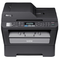 Brother MFC-7460DN Monochrome Laser All-in-One Printer Refurbished
