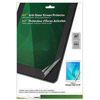 "Green Onions Supply 8"" Anti-Glare Screen Protector for Samsung Galaxy Tab A"