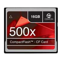 Centon 16GB 500X CompactFlash Memory Card