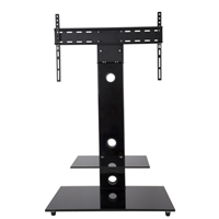 "AVF Lesina Floor Stand with Mount for 32"" - 55"" TVs"