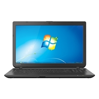 "Toshiba Satellite C55-B5392 15.6"" Laptop Computer - Textured Resin in Jet Black"